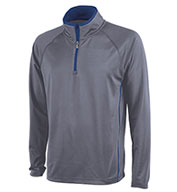 Custom Fusion Pullover by Charles River Apparel Mens