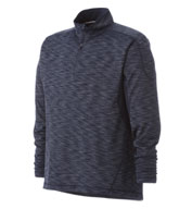 Custom Yerba Knit Quarter Zip Pullover Mens