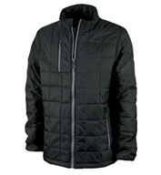 Custom Mens Lithium Quilted Jacket by Charles River Apparel