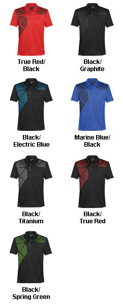 Mens Prism Performance Polo - All Colors