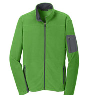 Mens Summit Fleece Full-Zip Jacket