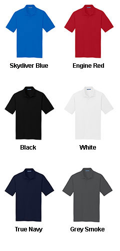 Mens Rapid Dry Mesh Polo - All Colors