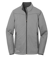 Custom Eddie Bauer® Ladies Weather-Resist Soft Shell Jacket