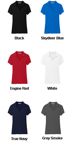 Ladies Rapid Dry Mesh Polo - All Colors