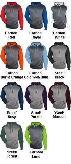 Sport Heather Hoodie  - All Colors