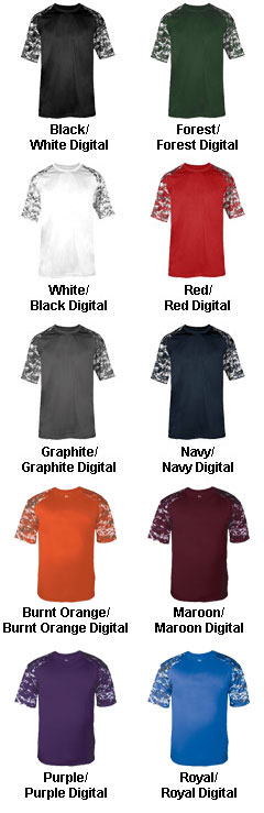 Sport Digital Tee - All Colors
