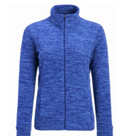Cascade Ladies Marled Fleece Jacket