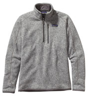 Custom Mens Patagonia Better Sweater� 1/4 Zip Pullover Mens
