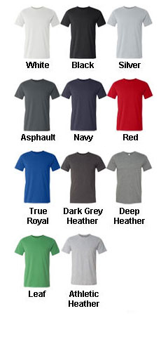 Unisex Made in the USA Jersey T-Shirt - All Colors