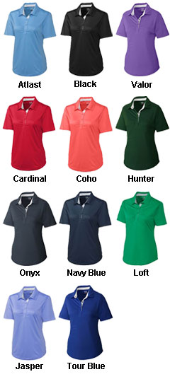 Ladies CB DryTec� Alder Polo - All Colors
