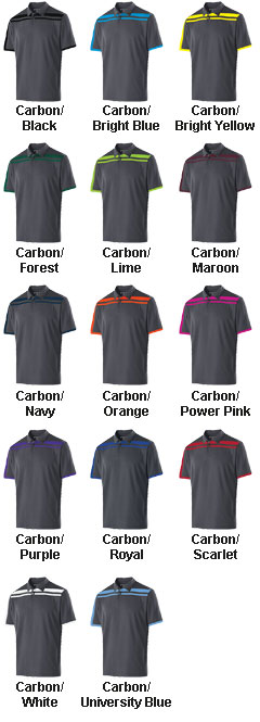 Mens Charge Polo by Holloway USA - All Colors