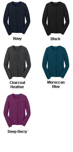 Ladies Cardigan - All Colors