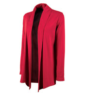 Custom Womens Cardigan Wrap by Charles River Apparel