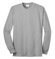 Custom Long Sleeve All-American Tee
