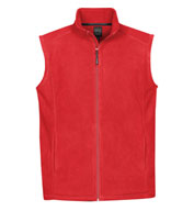 Custom Mens Eclipse Fleece Vest Mens
