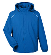 Custom Mens Profile Fleece-Lined All-Season Jacket
