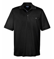 Custom Mens Motive Performance Pique Polo  with Tipped Collar
