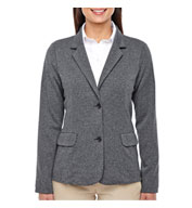 Ladies Fairfield Herringbone Soft Blazer