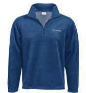 Custom Columbia Mens Dotswarm™ Half-Zip Fleece Pullover