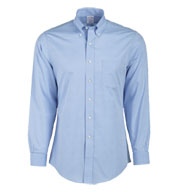 Custom Brooks Brothers Mens Madison Non-Iron 34/35 Inch Sleeve Shirt