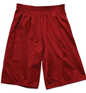 All American Long Work Out Short