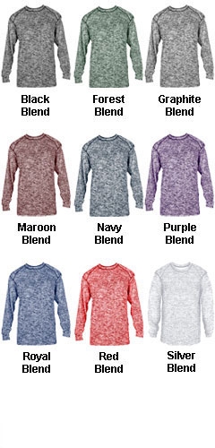 Blend Long Sleeve Tee - All Colors