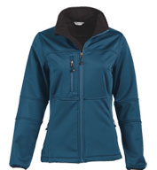 Custom Ladies 4-Way Stretch Softshell
