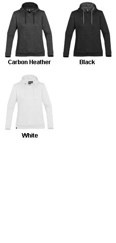 Womens Baseline Fleece Hoody - All Colors