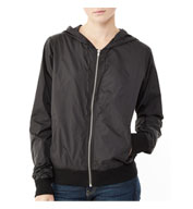 Ladies Trainer Nylon Jacket