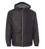Custom Trooper Tuff Tech Therma Puff Hooded Jacket