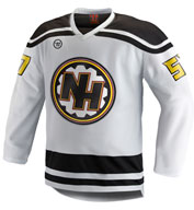 Custom Warrior Adult Hockey Ringer Jersey