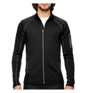 Custom Mamot Mens Stretch Fleece Jacket