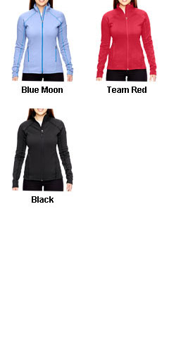 Marmot Ladies Stretch Fleece Jacket - All Colors