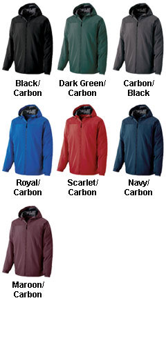 Youth Bionic Hooded Jacket - All Colors