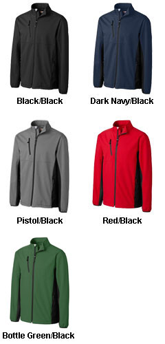 Mens Narvik Colorblock Softshell - All Colors