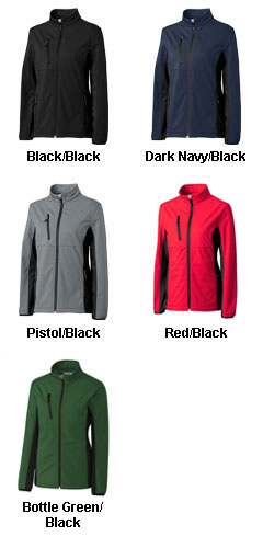 Ladies Narvik Colorblock Softshell - All Colors