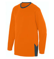Block Out Long Sleeve Jersey
