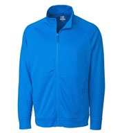 Custom Mens Peak CB Water Tech Full-Zip Jacket