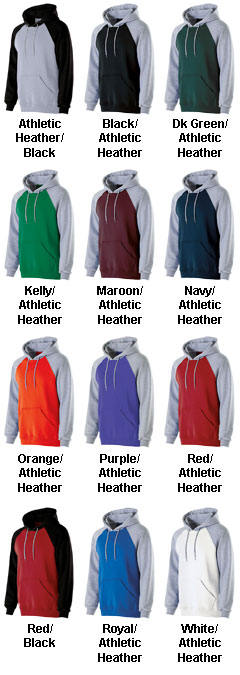 Adult Banner Hoodie - All Colors