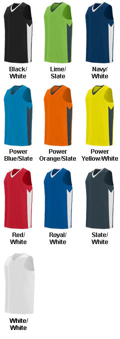 Youth Block Out Jersey - All Colors