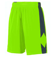 Custom Youth Block Out Shorts
