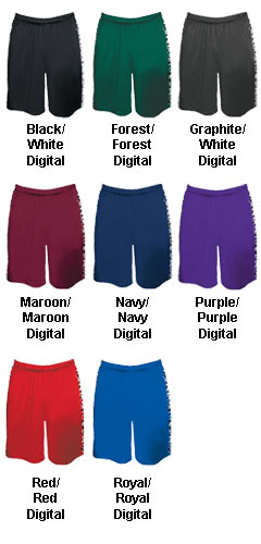 Adult B-Attack Short - All Colors