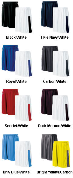 Youth Reversible Nuclear Short - All Colors