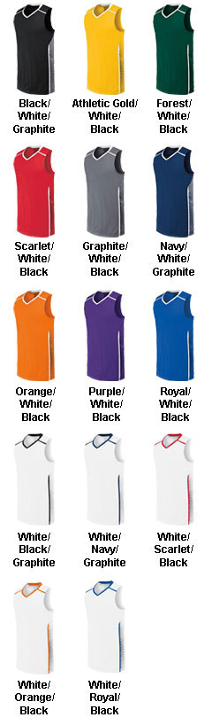 Youth Comet Jersey - All Colors