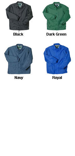 Big Leaguer Sports Jacket - All Colors