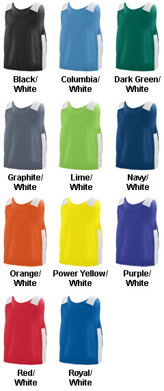 Adult Face Off Reversible Jersey - All Colors