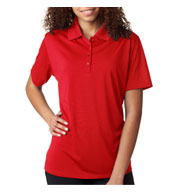 Ladies Cool & Dry 8 Star Elite Performance Interlock Polo