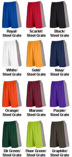 Youth Mettle Basketball Shorts - All Colors