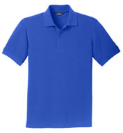 Custom Eddie Bauer® Cotton Pique Polo