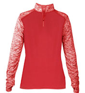 Custom Ladies Sport Blend 1/4 Zip